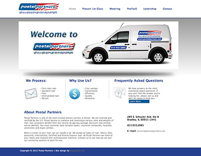 frankfort website design