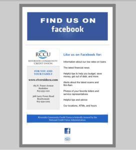 facebook message