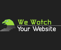 we watch your website